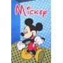 Toalha Toalhinha Lancheira Mao Rosto Minie Minnie Ou Mickey