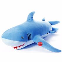 Peluche Tiburón Gigante 1.80 Mts Precioso Regalo Navidad