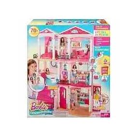 Mansão Do Sonhos Da Barbie Ffy84