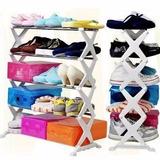 Zapatera Moderna Shoe Rack Organizador 5 Niveles