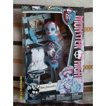 Boneca Monster High Abbey Bominable Bdf13 - Bonellihq