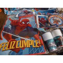 Combo Hombre Araña, Spiderman 20 Chicos Super Oferta!!