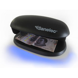 Detector De Billetes Falsos Sanelec Con Luz Uv 4w