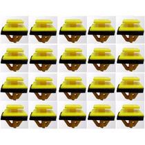 20 Presilha Friso Lateral Tucson Accent Santafé, Amarelo