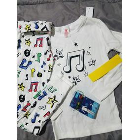 Pijama Americana Nueva Para Niño 4/ 6/ 10 Años