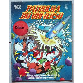 Graphic Disney Nº 1 - Patrulha Do Universo