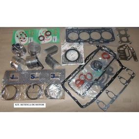 Kit Retifica Do Motor Peugeot 206 1.6 16v Gas. 97/ Tu5jp4