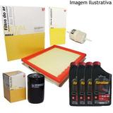 Kit Revisão Fiat Punto Essence 1.6 16v Etorq Flex 10/ 15w40
