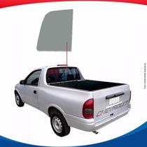 Vidro Vigia Esquerdo Traseiro Corsa Pick-up 96/01