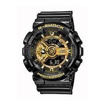 Reloj Casio G-shock Digital Resina Negro Modelo Ga-110gb-1a