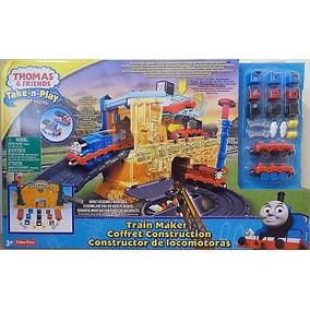 Pista Thomas Fabrica De Locomotoras Train Engine Maker