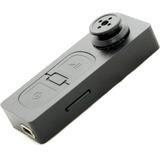 Botón Espía Con Cámara Oculta Espiar 1280x960 Espionaje Dvr