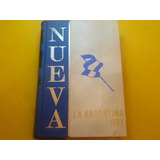 Libro Enciclopedia Nueva Argentina Hoy Gustavo G. Levene