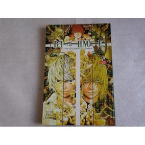 Hq Gibi Manga Death Note Nº 10 Eliminação Ohba Obata Ed 2008