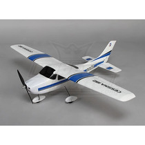 Avião Aeromodelo Cessna 182 Brushless 4 Canais
