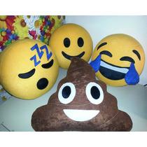Cojine Emoji Whatsapp Caca Popo Helado Chocolate