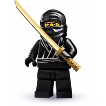 Lego Minifigures Series 1 Ninja 8683 Original
