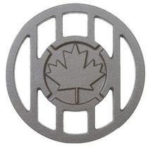 Inspirado Canadá Maple Leaf Branding Iron