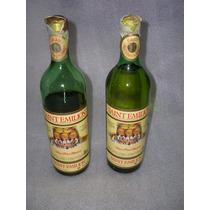 Botella Vino Saint Emilion