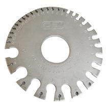 Calibrador Metalico Para Lamina Ferroso 0-36