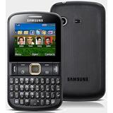 Samsung E2220 Chat Nuevo Libre Qwerty Camara Redes Sociales