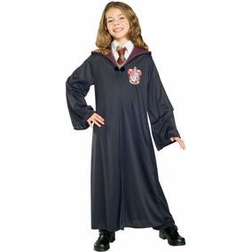 Tunica Hermione Gryffindor P/ Niña. Fiesta / Halloween