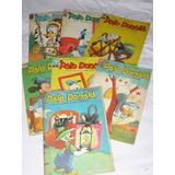 Antiguas Revistas El Pato Donald Año 1957