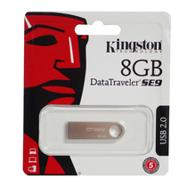 Pendrive 8 Gb Kingston Original Usb