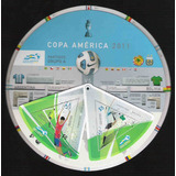 Estampillas De La Copa América 2011. Carpe Diem Filatelia