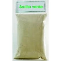 Arcilla Verde Para Mascarillas Y Cosmetologia 1 Kg $28 Pesos
