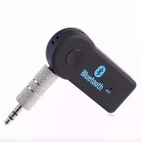 Receptor Áudio Bluetooth Adaptador P2 Música Som Carro