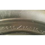Llanta 215 /70 /16 Goodyear