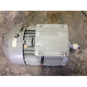 Motor Electrico 3 Hp 6 Polos Trifasico Siemens
