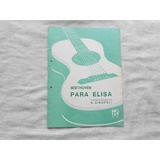 Beethoven/para Elisa/ Para Guitarra