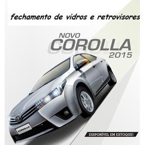 Modulo De Conforto Plug And Play Novo Corolla Gli 2018 Tury