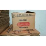 Cajas De Carton Recicladas!