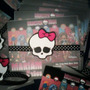 Monster High - Tarjetasde Invitación Personalizada