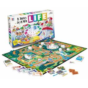 Juego Life El Juego De La Vida - Original Toyco
