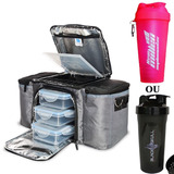 Bolsa Termica Academia Musculacao Be Fit Bag Six Pack + Coq.