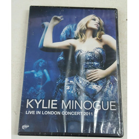 Dvd Kylie Minogue Live In London 2011
