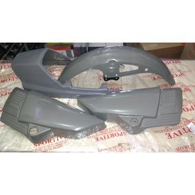 Kit Carenagem 4 Peças Para Lama Rabeta Lateral Yamaha Rd 135