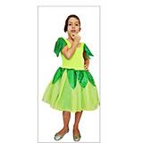 Fantasia Fadinha Iris Infantil