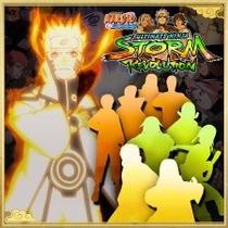 Dlc Reanimação/pré-pacote Da Morte Naruto Revolution Ps3 Psn
