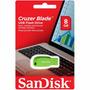 Pen Drive Sandisk Cruzer Blade Z50 8gb Pendrive Usb Verde