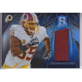 2013 Panini Spectra Jersey London Fletcher Lb Redskins /99