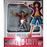 Figuarts Zero One Piece Monkey D Luffy For The New World