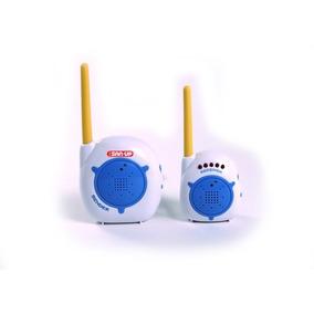 Baby Call San Up P/ Bebes Monitor Sonido Gtia+luces+musica
