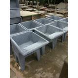 Tanque De Lavar Roupa De Cimento/concreto