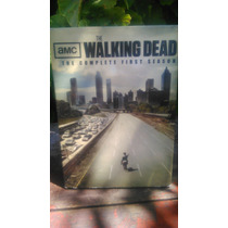 The Walking Dead 1ra Temporada Dvd 2 Discos