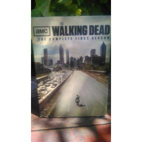 The Walking Dead 1ra Temporada Dvd 2 Discos